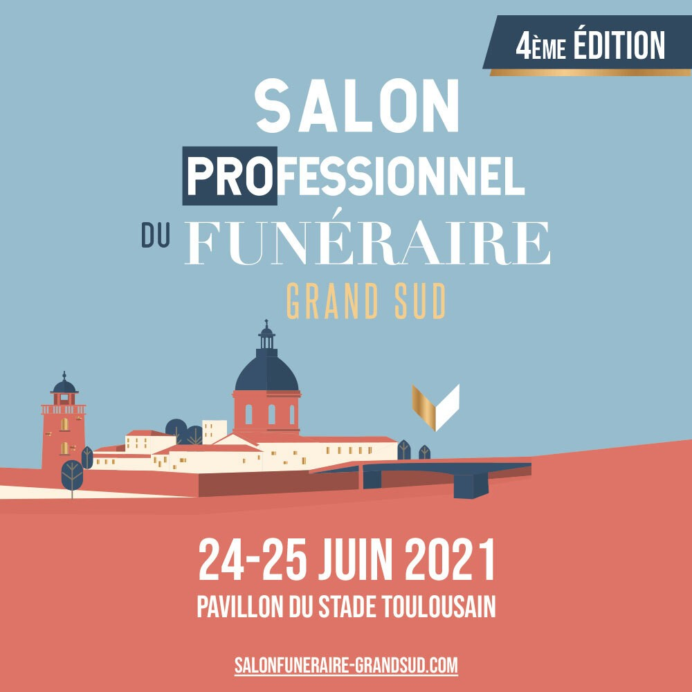 FRIMA CONCEPT WILL BE PRESENT AT THE TOULOUSE FUNERAL FAIR