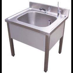 single-tank washing unit