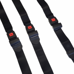 set of 3 morrisson straps