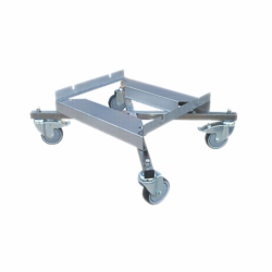 funeral table with retractable legs