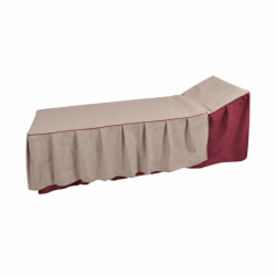 funeral table set