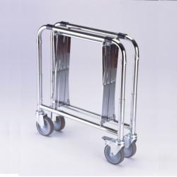 coffin carrier church cart