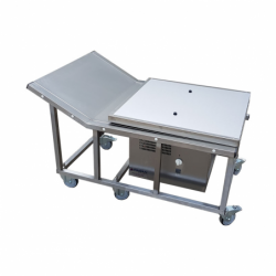bariatric refrigerated funeral table