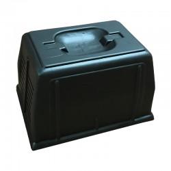 crankcase compressor funeral vault