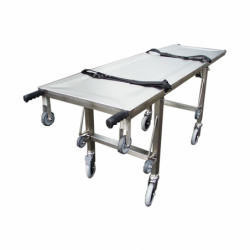 stretcher for funeral box