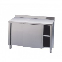 LOW STORAGE CABINET WITH...