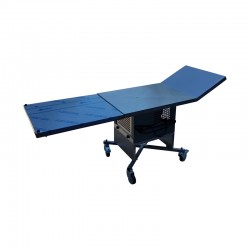 raised refrigerated table