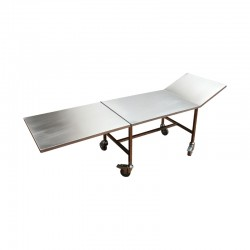 presentation funeral table