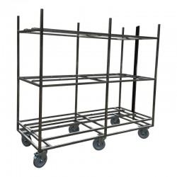 storage rack 3 coffins