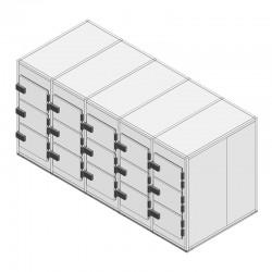 MORGUE 15 CORPS - 15 GATES