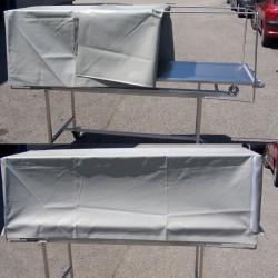 single concealment cart