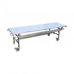 tilting stretcher presentation cart