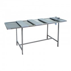 simplified autopsy table without tray