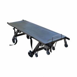 stretcher in intermediate position